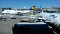 004 Abflug Flughafen Frankfurt