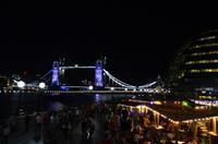 167 London, Tower Bridge und Rathaus