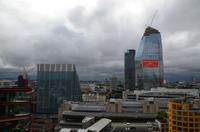 025 London, Tate Modern, Aussichtsetage