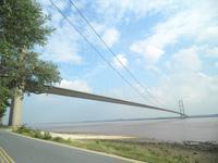 Humber Bridge bei Hull