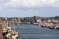 Fährhafen von Ijmuiden