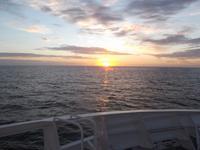 Unterwegs zu den Shetlands