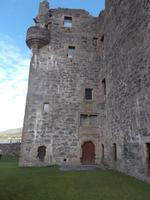 Scalloway Castle, Shetlands