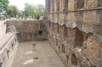 Rest von Kloster und Königspalast in Dunfermline