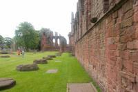 Ruinen von Arbroath Abbey
