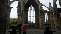 Melrose Abbey auch