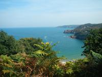 Insel Jersey - Greve de Lecq