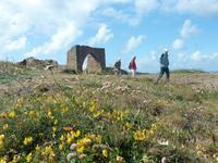 Wanderung am Grosnez Castle