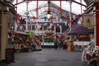 Markthalle in St. Helier