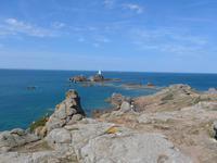 Jersey-Corbiere Leuchtturm