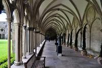 Kreuzgang der Salisbury Cathedral