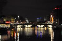 Abendspaziergang Bristol - River Avon