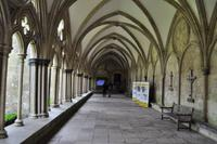 Salisbury Cathedral Kreuzgang