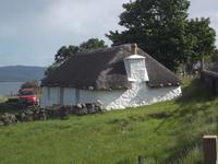 Hebridencottage in Luib auf Skye