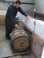 Kilchoman-Distillery, Fassabfüllung