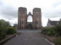 Turmfront von Elgin Cathedral