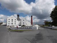 Lagavulin Destillery, Islay