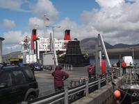 Fähre ab Port Askaig, Islay
