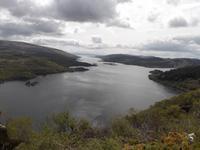 Blick zur Insel Bute