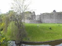 Rothesay Castle, Schottlands einzige Rundburg