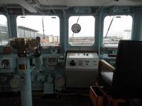 Royal Yacht Britannia am Ocean Terminal