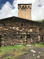 Ushguli:Lamaria-Kloster