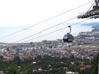 Seilbahn in Batumi