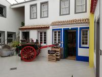 Portugal, Azoren, Capelas, ethnografisches Museum