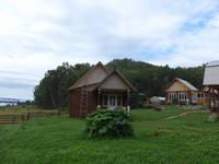 Russland, Baikalsee, Polovinnia,