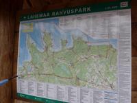 Baltikum, Estland, Laheema-NP