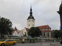 Erster Spaziergang in Tallinn