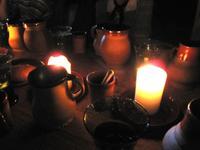 Erlebnisrestaurant Olde Hansa in Tallinn