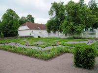 Gartenanlage am Gutshof Palmse