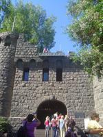 am Aussichtspunkt Funicular