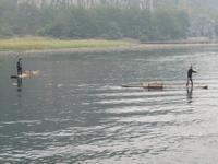 Flussfahrt auf dem Li