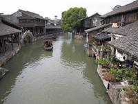 Wuzhen - Wasserkanäle