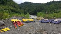 Costa Rica, Rafting Pacuare