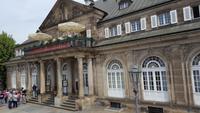 Stadtrundfahrt in Dresden - Italienisches Dörfchen