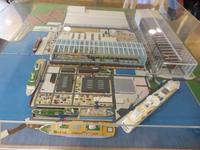 Die Werft als Modell