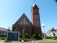 Die Kirche von Langeoog