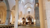 Estland, Tallinn, Freiheitsplatz, Johanniskirche