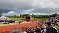 Estland, Tallinn, Kalev Stadion, Tanzfestival