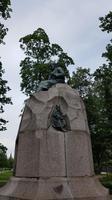 Estland, Vöru, Kreutzfeld Denkmal
