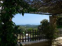 Korfu, Agios Athanasiou, Blick vom  Frauenkloster