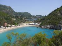 Korfu, Paleokastritsa