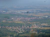 Blick vom Odilienberg