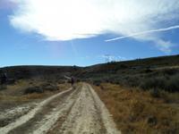 Wanderung zum Cruz de Ferro
