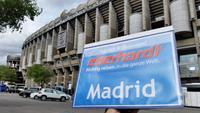 Santiago Bernabeu - Städtereise: Madrid erleben!