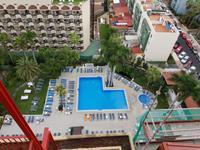 Teneriffa, Puerto de la Cruz, Hotel Be Live, Pool