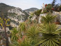 Botanischer Garten von Eze